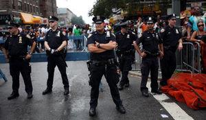 NYPD work slowdown