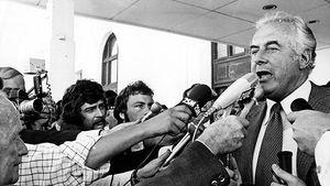 Gough Whitlam australia coup