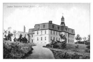Brandon Indian Residential School
