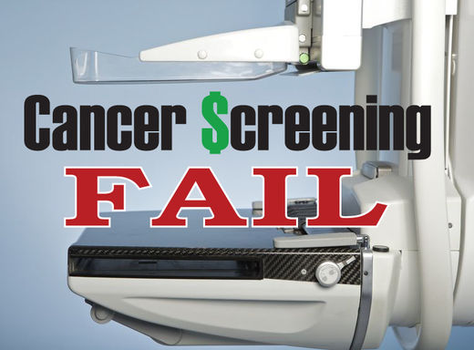 cancer screening fail
