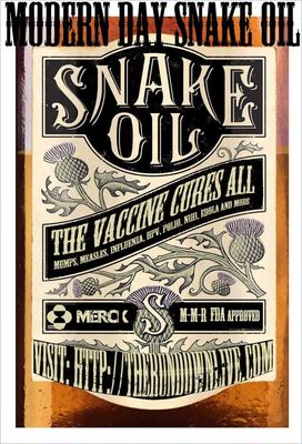 snake oil vaccines