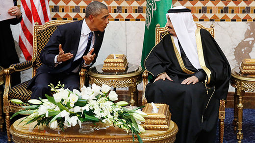 'Empire of Chaos' in the House of Saud