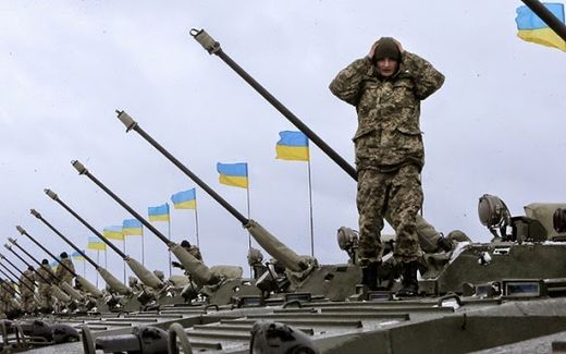 Ukrainian parliament declares Russia aggressor