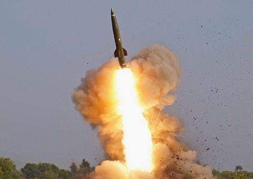 Tochka U Ballistic missile