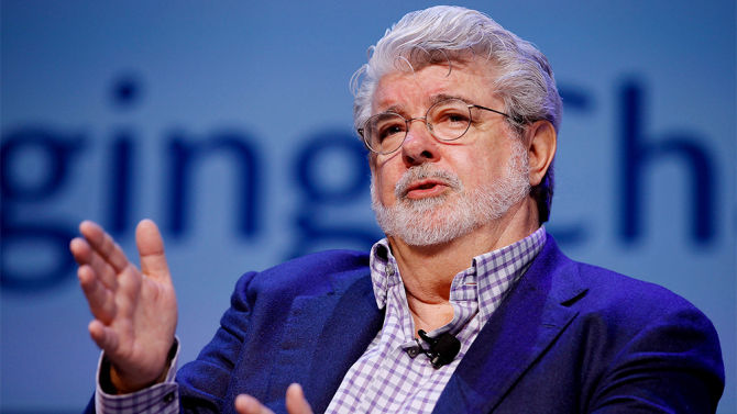 a study of george lucas and his films George lucas is a writer, producer and director known for his creation of the enormously successful 'star wars' and 'indiana jones' film franchises.