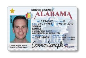 REAL-ID Card