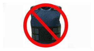 Body Armor Ban