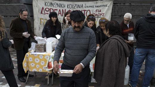 greek food line