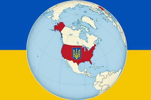 ukraine 51st state