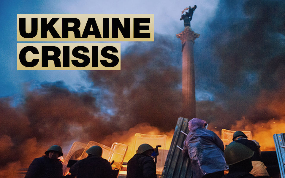 the crisis in ukraine The crisis in ukraine is widening the rift between moscow and the west, raising  significant questions about both european security and russia's place in the.
