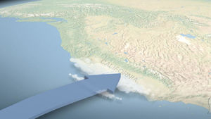 river of rain northern california