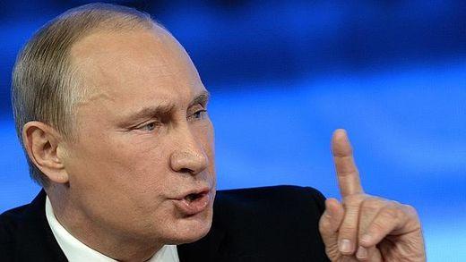 Putin asperger's
