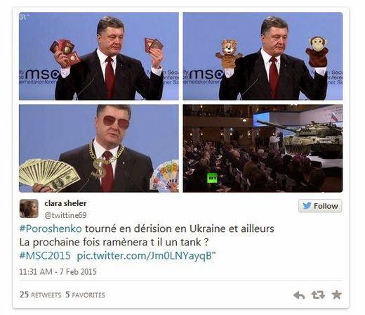 poroshenko twitter