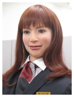 Robots Actroids_1