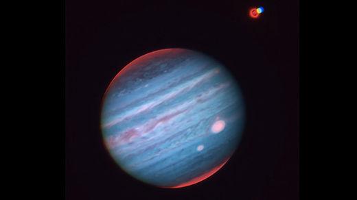 infrared jupiter