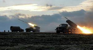 donetsk artillery
