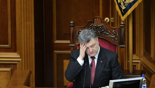 Poroshenko admits overthrow of Yanukovych was a coup