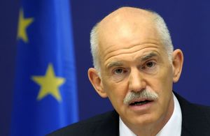 George Papandreou greek politics