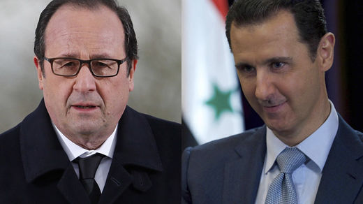 Paris throws temper tantrum after French lawmakers hold 'unauthorized' meetings with Assad, Hezbollah