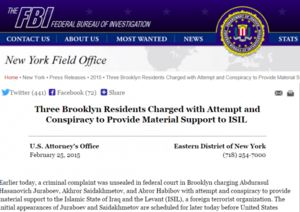 fbi arrests brooklyn men plot