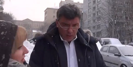 Insignificant 'Putin critic' gunned down by someone who hates Putin