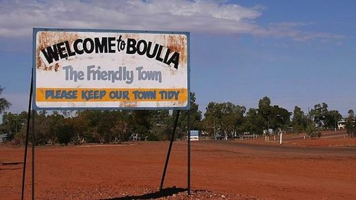 Relentless heat plagues Boulia, Queensland