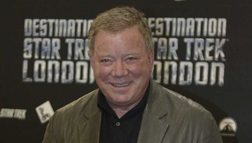 William Shatner steals space shuttle Enterprise to look for reborn Leonard Nimoy