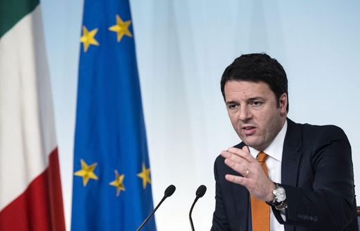 Italian prime minister begins trip to Kiev and Moscow