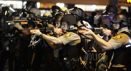15 outrageous examples of police misconduct uncovered by the DOJ on serial civil rights violators Ferguson PD