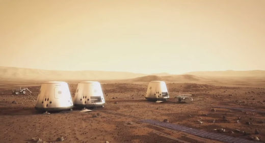 Leidenfrost-based engine could fuel human life on Mars