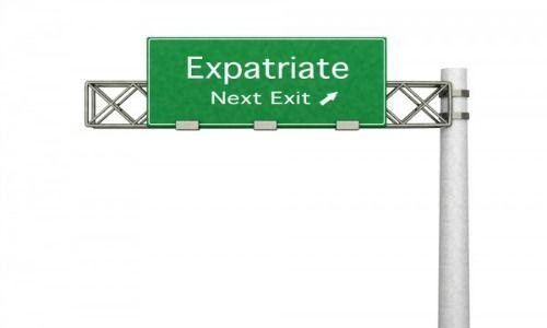 expat sign