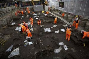 Bedlam burial ground London