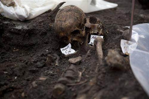 skulls bedlam burial ground