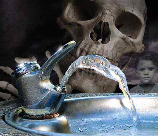 Water fluridation