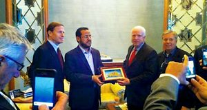 Belhadj and McCain