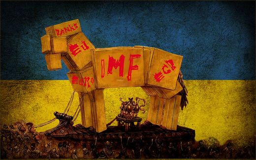 IMF horse
