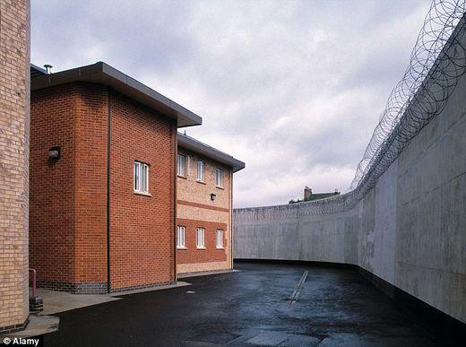 Bedford prison drone escape