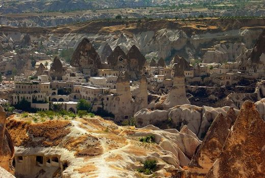 Massive underground city discovered in Turkey