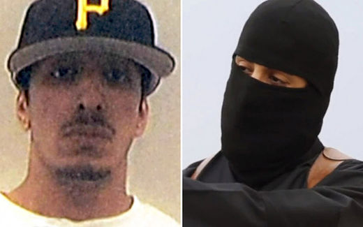 UK government has frozen bank accounts of just 6 out of hundreds of known British ISIS terrorists - List does NOT include head-chopper 'Jihadi John'