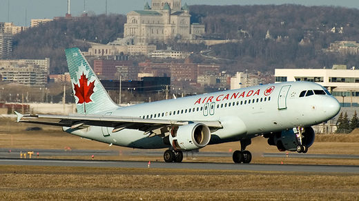 Air Canada flight crashes on runway in Halifax