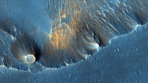 Top ten breathtaking pictures of Mars from orbit