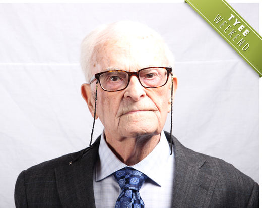 Canadian/UK's Harry Smith: Sets his sights on Stephen Harper