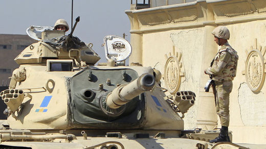 Obama lifts Egypt arms ban to send $1.3 billion in weapons