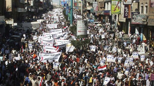 The geopolitics in the war to divide Yemen
