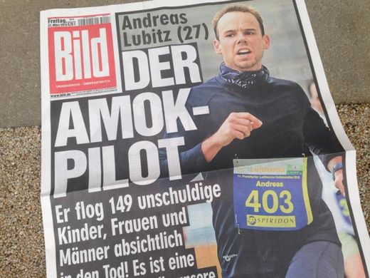 Major media outlets claim video of Germanwings flight's last moments verifies official crash theory 100% - French investigators say no such video exists