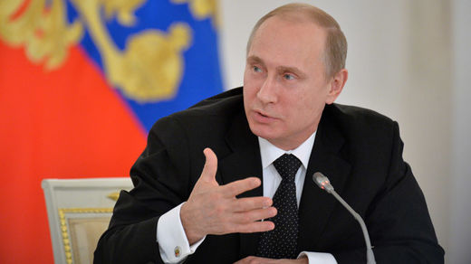 Putin considering visit to U.S. in September to deliver speech at UN