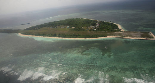 US shocked at Beijing's unbelievable progress of airstrip in South China Sea