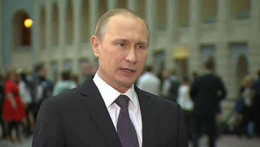 Putin on Israel's reaction to Russian/Iran missile deal, and recognition of DPR/LPR