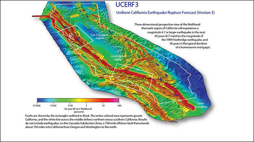 Leading seismologist: California's 'Big One' could trigger super cycle of destructive quakes
