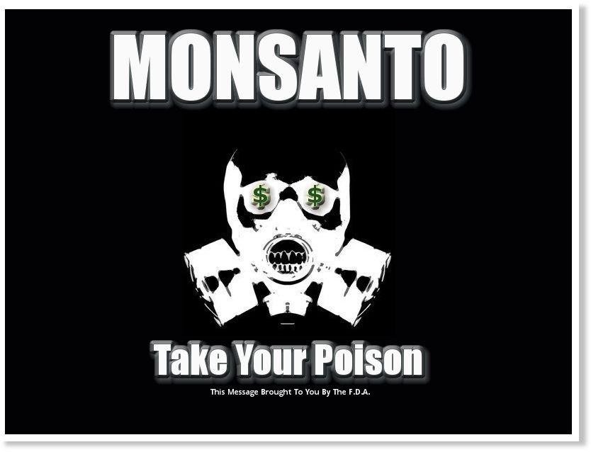 Bildergebnis für Glyphosat kills